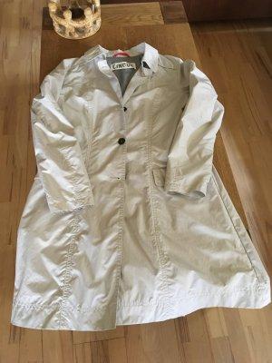 Cinque Mantel Trenchcoat Gr. 42 beige - ungetragen-