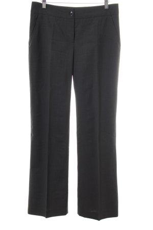 Cinque Pantalón anchos gris antracita estilo «business»