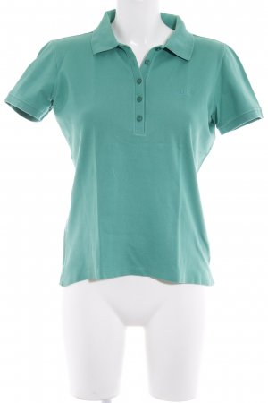 Cinque Polo Shirt lime-green classic style