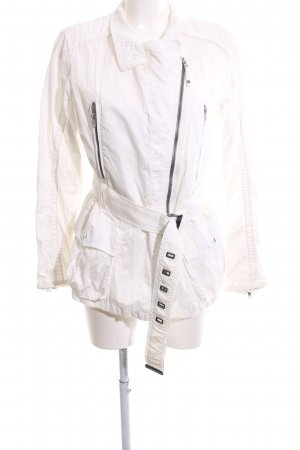 Cinque Safari Jacket natural white casual look