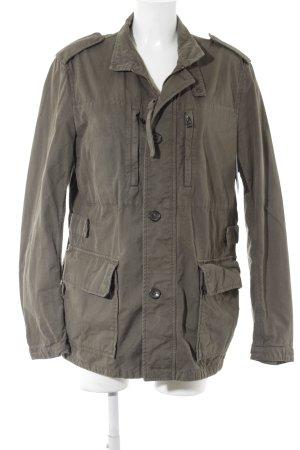 Cinque Safari Jacket khaki safari look