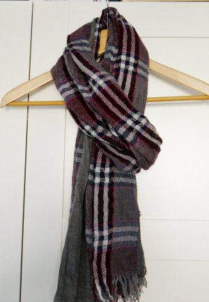 Cinque Knitted Scarf grey