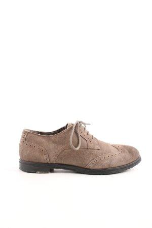 Cinque Zapatos brogue marrón estilo «business»