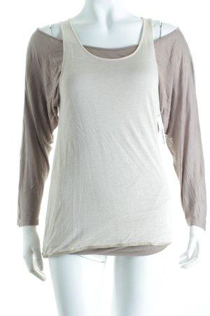Cinque Shirt beige-creme Casual-Look