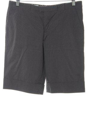 Cinque Shorts talpa gessato stile casual
