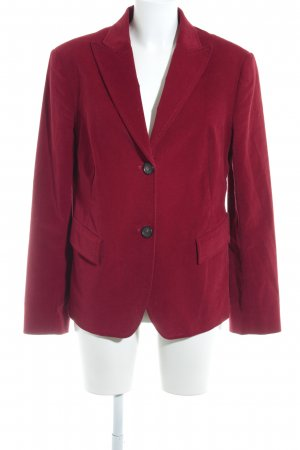 Cinque Smoking-Blazer dunkelrot Casual-Look