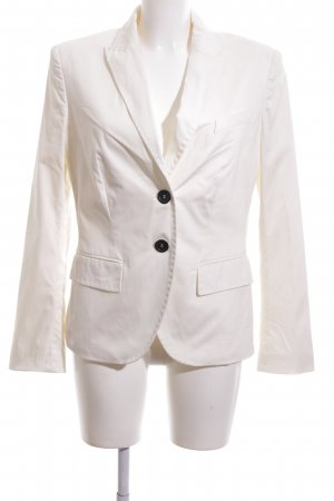 Cinque Tuxedo Blazer natural white business style