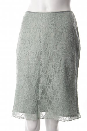 Cinque Lace Skirt mint party style