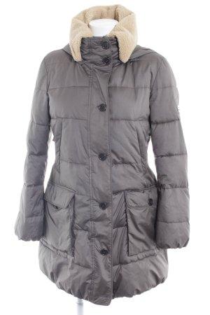 Cinque Manteau matelassé multicolore molletonné