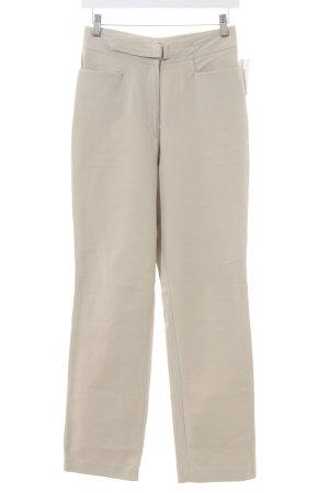 Cinque Pantalone jersey crema stile casual