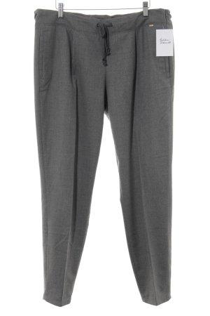 Cinque Pantalone jersey grigio stile casual