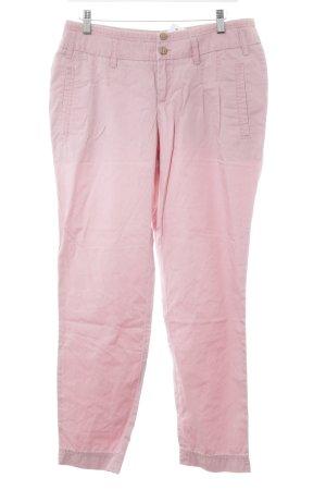 Cinque Pantalone jersey rosa chiaro stile stravagante