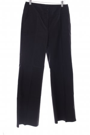 Cinque Pantalone jersey nero stile professionale