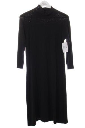 Cinque Strickkleid schwarz minimalistischer Stil