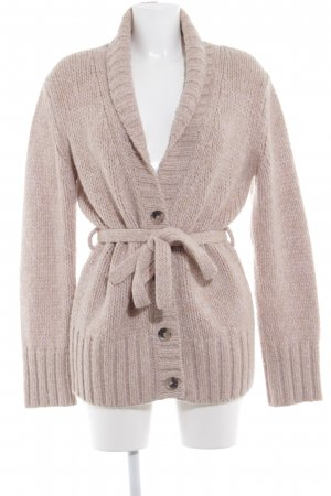Cinque Knitted Coat cream