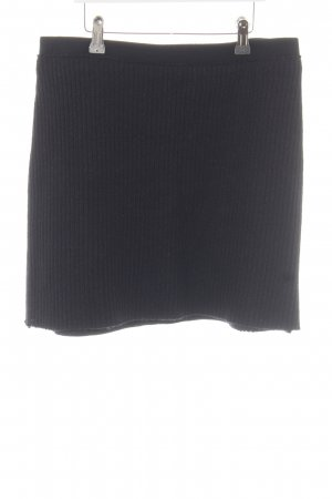 Cinque Knitted Skirt black casual look