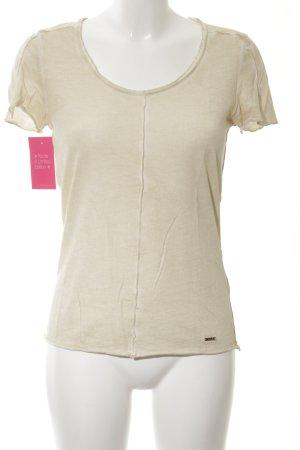 Cinque T-Shirt wollweiß Casual-Look