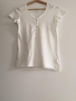 Cinque T-Shirt aus Baumwolle, weiß, Gr.36