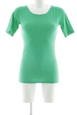 Cinque T-Shirt grün Casual-Look