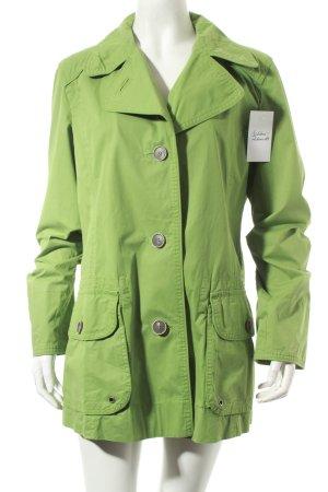 Cinque Trenchcoat grasgrün klassischer Stil