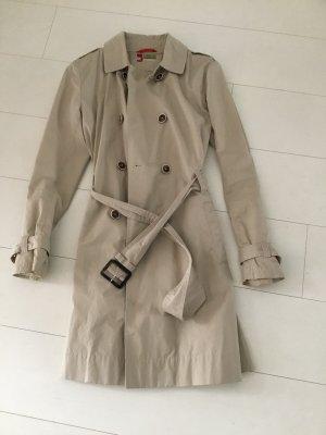 Cinque Trenchcoat, Grösse 38, beige, sehr gut erhalten