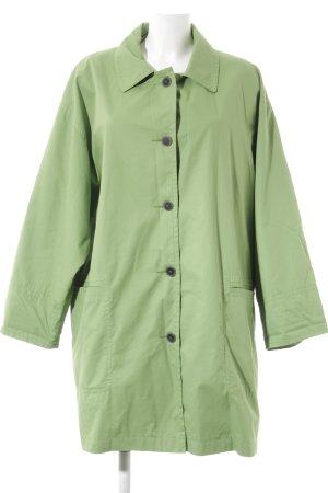Cinque Übergangsmantel grasgrün Vintage-Look