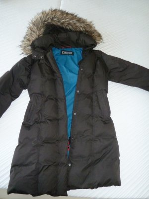 Cinque Down Coat brown polyester