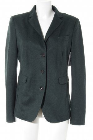 Cinque Woll-Blazer anthrazit-dunkelgrün Business-Look