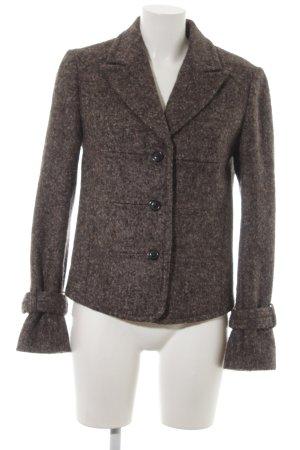 Cinque Blazer in lana puntinato Stile Brit
