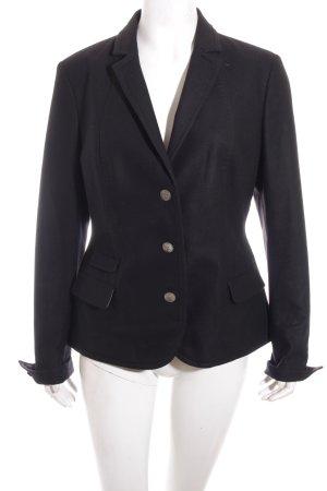 Cinque Woll-Blazer schwarz klassischer Stil