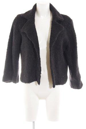 Cinque Giacca di lana nero stile casual