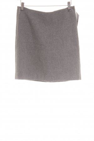 Cinque Wool Skirt multicolored business style