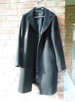 Cinzia Rocca 100 % Kaschmir leichter Mantel Clean Chic 40-44 Minimalistisch Frühlingsmantel