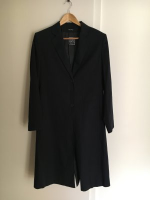 Frock Coat black cotton
