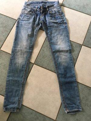 CIPO & BAXX Jeans 27/34 Big T