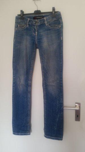 Cipo&Baxx Jeans Gr. 28/32 Hellblau