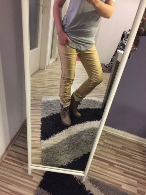 Cipo&Baxx Jeans Hose Knopfleiste Boyfriend