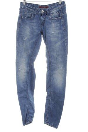 Cipo & Baxx Slim Jeans blue casual look