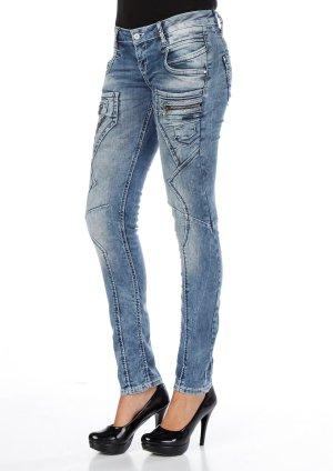 Cipo&Baxx WD200 Sexy Jeans mit Etikett NEU