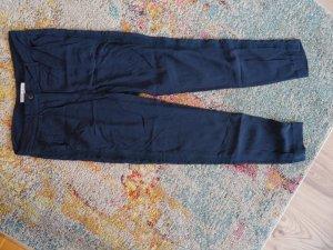 Circle of Trust Trousers dark blue mixture fibre