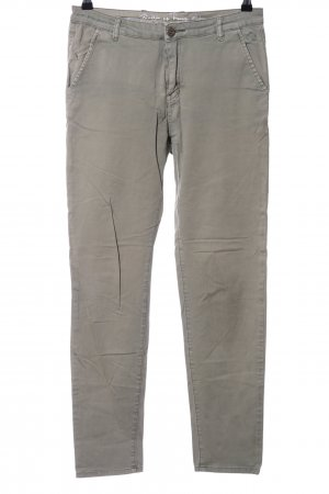 Circle of Trust Low-Rise Trousers khaki casual look