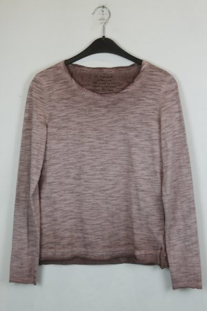 Circle of Trust Longsleeve pink-grey lilac cotton