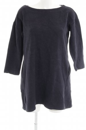 Circle of Trust Sweater Dress dark blue casual look