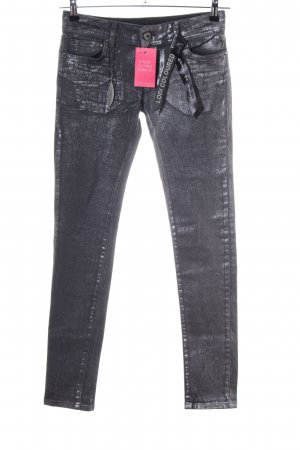 Circle of Trust Skinny Jeans silver-colored casual look