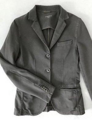CIRCOLO 1901 Blazer / easy Jacket / Kaki / Oliv / 34 XS / 2 mal getragen.