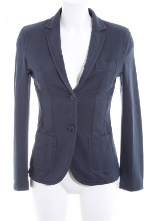 Circolo Jersey Blazer blue business style