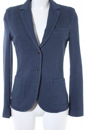 Circolo Jerseyblazer blau Casual-Look