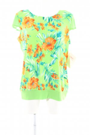Citiknits T-Shirt flower pattern casual look