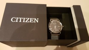 Citizen Analog Watch silver-colored