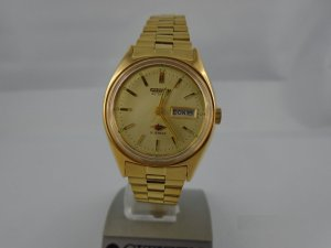 Self-Winding Watch gold-colored